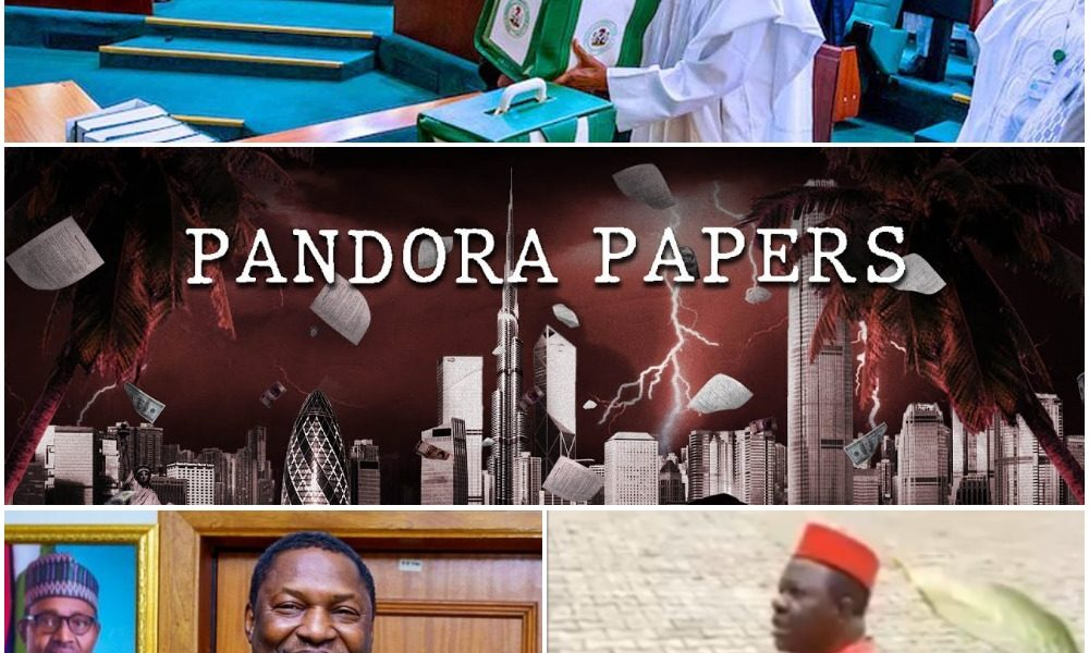 The Week In Review: Pandora Papers, State Of Emergency In Anambra, 2022 Budget And Lots More…